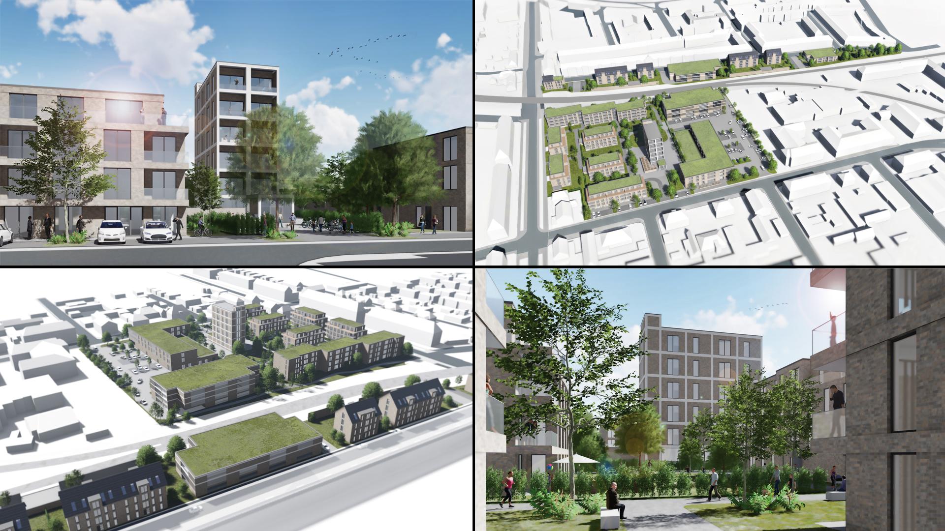 Wettbewerb - Ültje Gelände - Emden - 2020