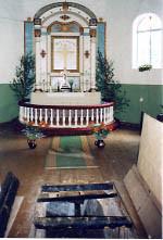 Die Landkirche Ilmajen erhielt einen neuen Fussboden für DM 10.000. Die Kosten teilten sich hälftig einerseits die Familien Graubner und v. Bordelius und andererseits die Stiftung.