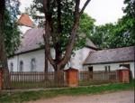 Abschluß der Reparatur der Kirche zu Sassmacken