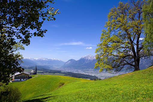 Kirche Windegg bei Tulfes, Tirol