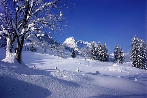 Mauckspitze, Wilder Kaiser bei St. Johann in Tirol
