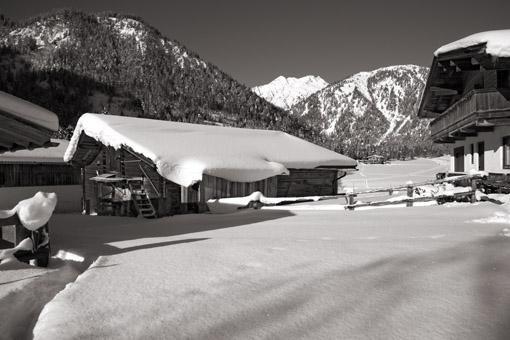 Im Gerntal, Alpenpark Karwendel, Tirol