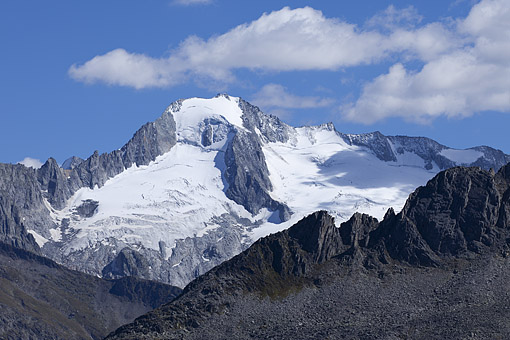 Gr. Möseler vom Rotbachlspitz, Zillertal, Tirol
