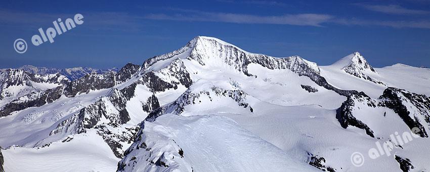 Der Großvenediger im Nationalpark Hohe Tauern, Osttirol