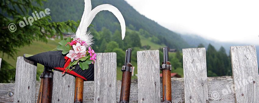 Osttiroler Standschützen, Osttirol