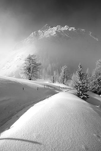 Tirol, Unteres Inntal; Achensee Region; Vom Feilkopf gegen Bettlerkarspitze im Karwendel