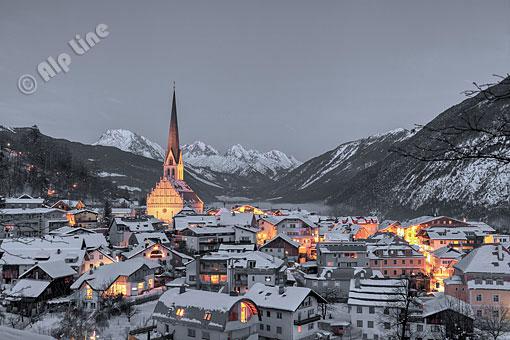 Imst gegen Wetterstein, Tirol