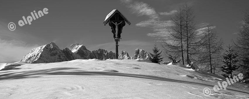 Region Kitzbühel-St. Johann: Der Wilde Kaiser von Gasteig bei Kirchdorf, Tirol