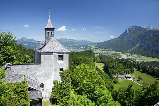 Thierberg bei Kufstein im Inntal, Tirol