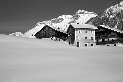 Gehöft in Steinberg am Rofan, Tirol