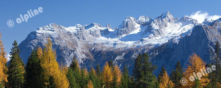 Die Marmarole Gruppe bei Cortina d'Ampezzo, Dolomiten, Südtirol