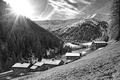 Alfenalm bei Innervillgraten, Osttirol