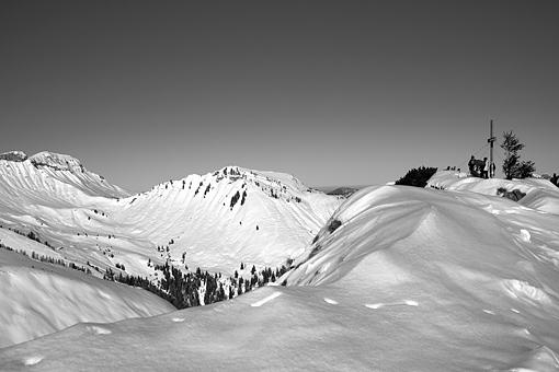 Gipfelerlebnis im Karwendel, Tirol