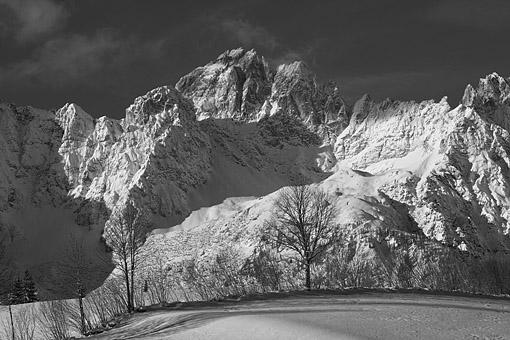 Die Ellmauer Halt im Kaisergebirge