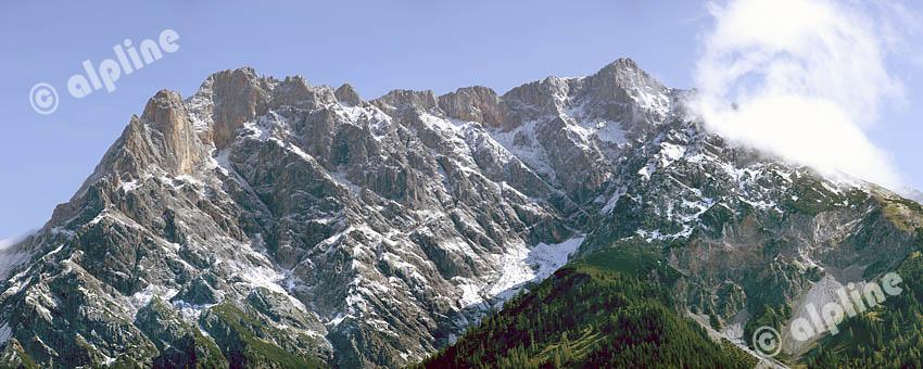 Hochkönigmassiv im Pongau, Salzburger Land