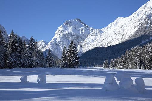 Im Alpenpark Karwendel bei Pertisau, das Sonnjoch, Tirol