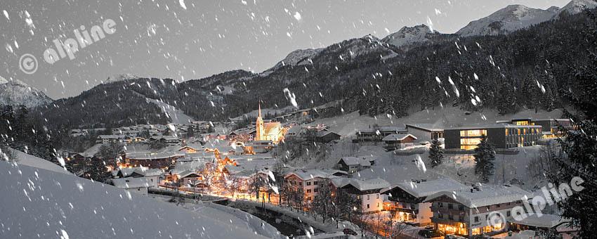 Fieberbrunn im Pillerseetal in den Kitzbüheler Alpen, Tirol
