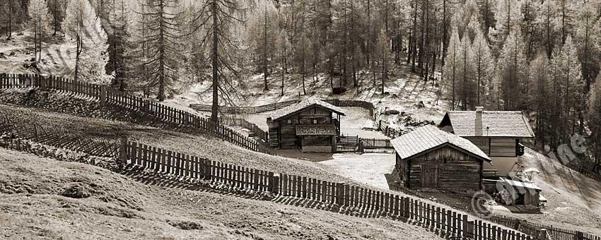 Apriacher Almen bei Heiligenblut in Kärnten, Nationalpark Hohe Tauern