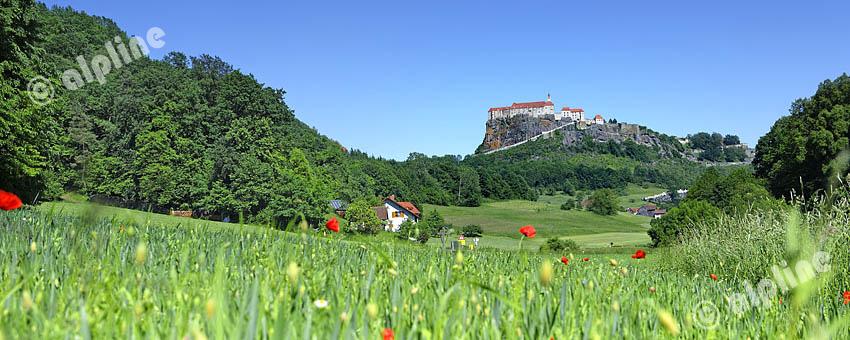 Steiermark: Die Riegersburg in der Oststeiermark