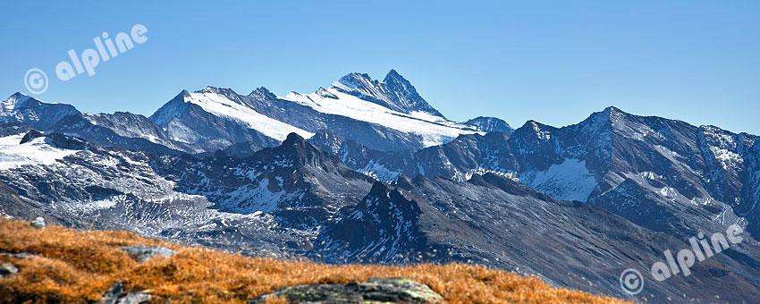 Großglockner, Nationalpark Hohe Tauern, Osttirol
