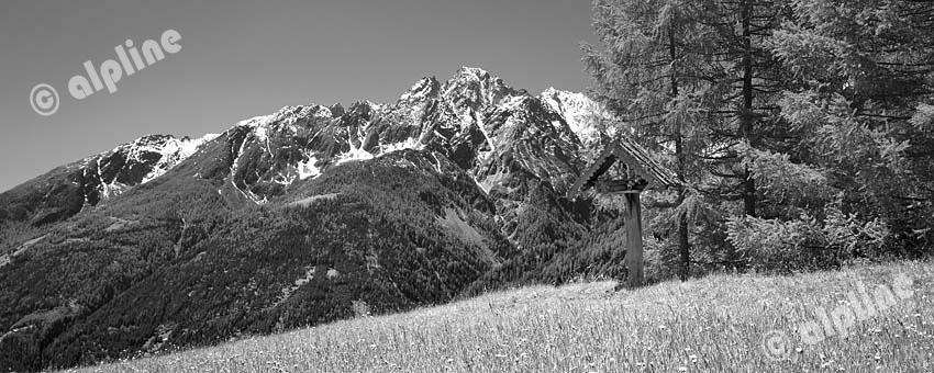 Schobergruppe im Mölltal in Kärnten, Nationalpark Hohe Tauern
