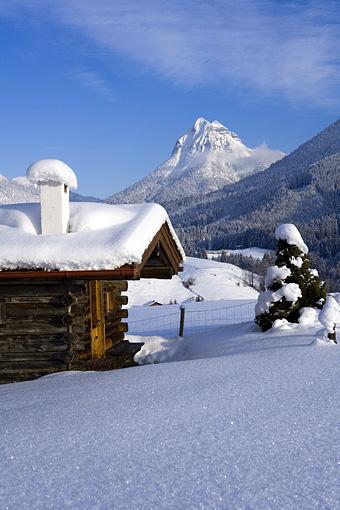Der Guffert bei Achenkirch im Rofangebirge, Tirol