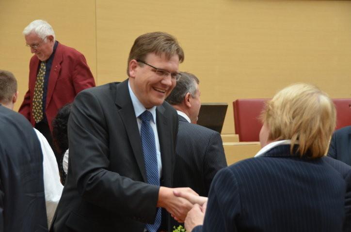 Herr Steffen Hörtler, Heiligenhof