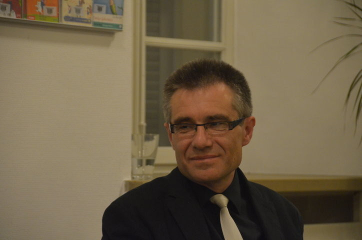 Dr. Zdeněk Mareček, Institut für Germanistik, Universität Brünn