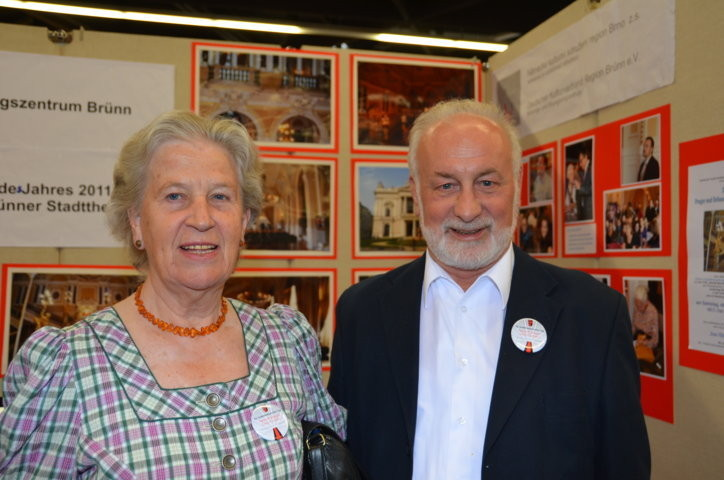 Frau Helga und Herr Horst Löffler