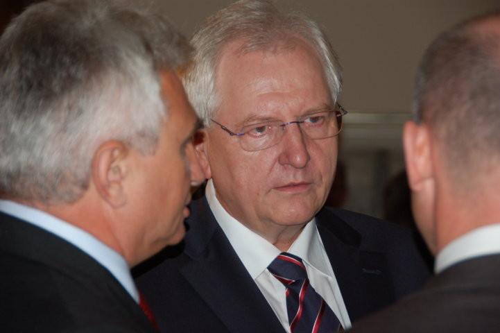 Der Botschafter der BRD, S.E. Detlef Lingemann