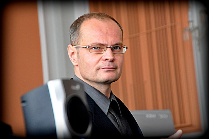 Dr. phil. Mirek Němec berichtet über Anton Altrichter, einen der Direktoren des Gymnasiums