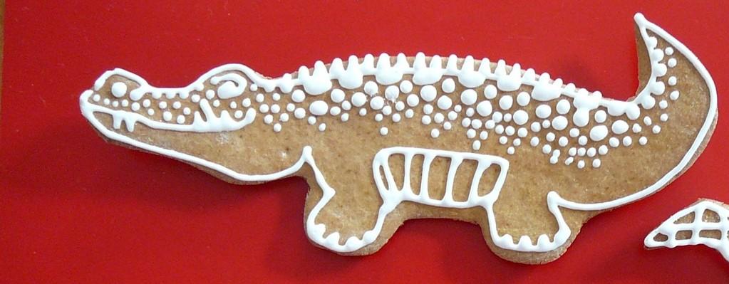 Unser Gastgeschenk -Das Brünner Krokodil
