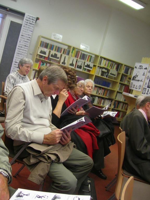 Ausstellung Ex-Libris von Ernest Potuczek-Lindenthal in der Deutschen Bibliothek in Brünn