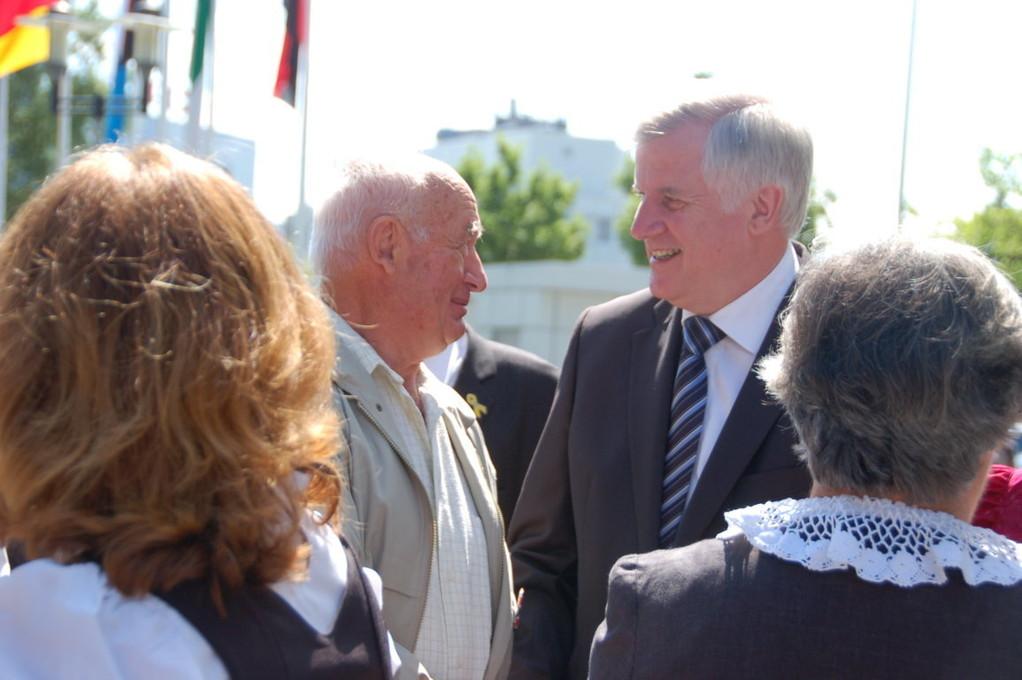Horst Seehofer, Bayrischer Ministerpräsident