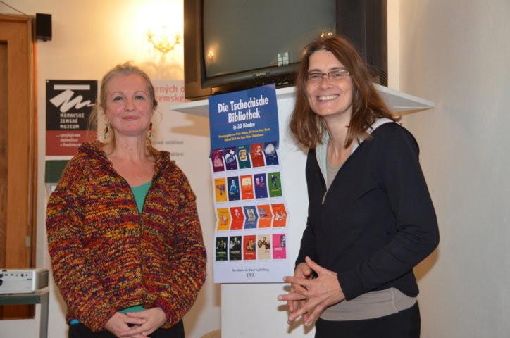 Wir gratulieren Frau Eva Profousová, Hamburg und Frau Kristina Kallert, Regesburg zu den exzellenten Vorträgen !