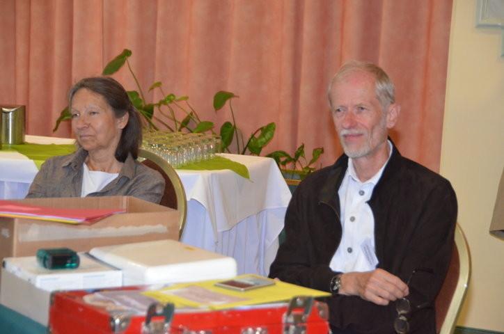 Herr und Frau Kratschmar