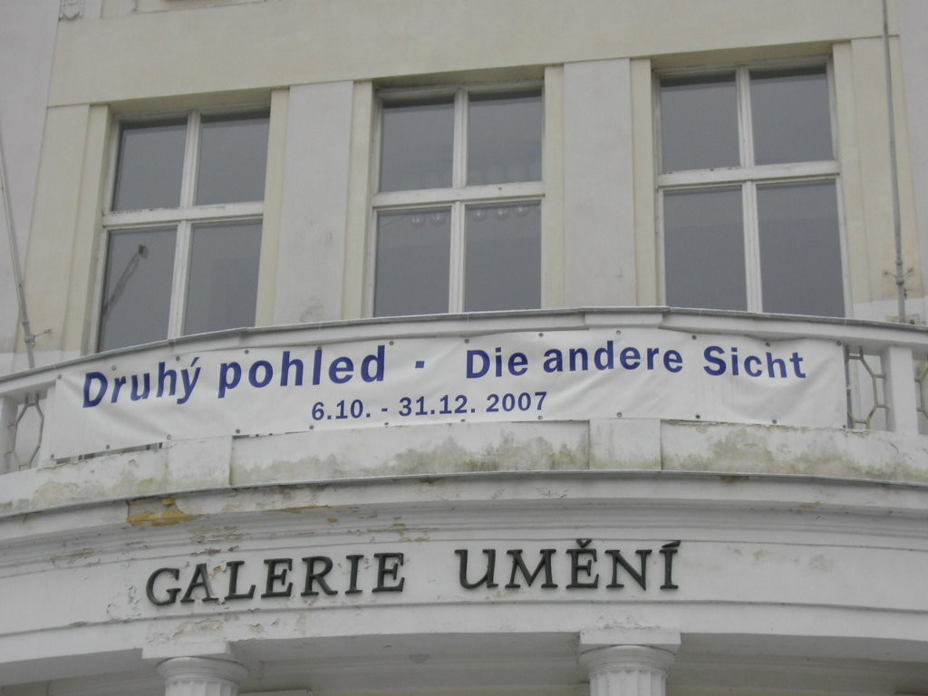 Die Karlsbader Kunstgalerie zeigte Grafiken deutschsprachiger Künstler