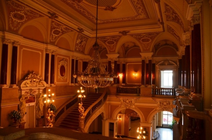 """unsere Veranstaltung """"Das alte Brünner Stadttheater""""als Gäste"""