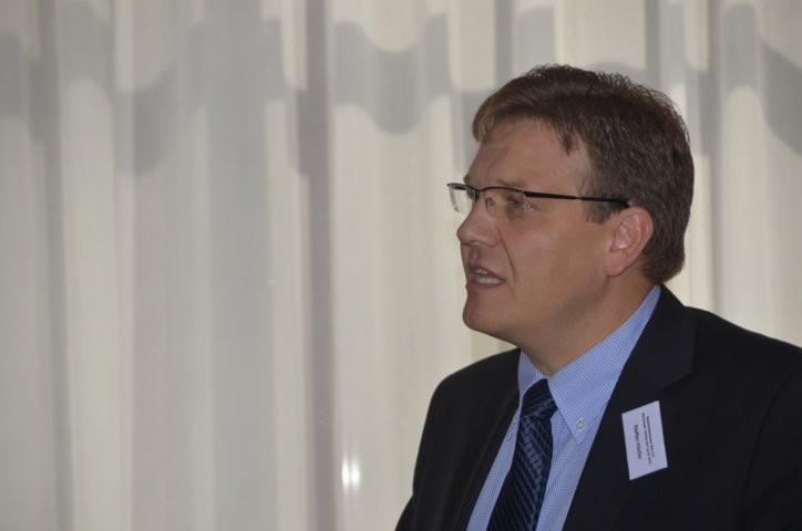 Herr Steffen Hörtler, Präsidium Sud.Dt. Rat