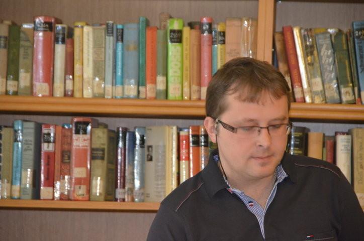 Herr Jiří Skoupý berichtet über Graf Harrach und seinen Fahrer Leopold Lojka
