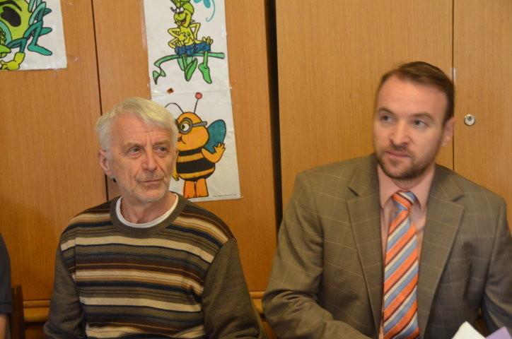 Als Ehrengast durften wir den Präsidenten der Landesversammlung, Herrn Martin Dzingel bei uns begrüßen