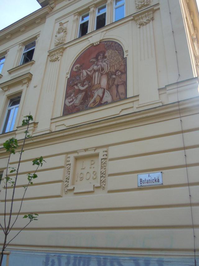 Gründungsmemo Grundschule Antonínská - Ecke Botanická
