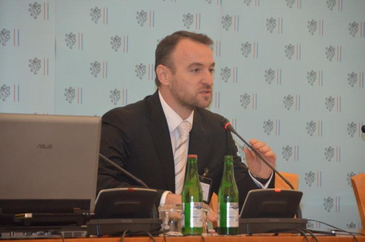 Martin Dzingel,Präsident der Landesversammlung