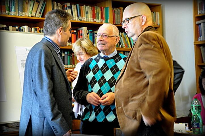 Herr Dr. Zdeněk Mareček, Herr Ing. Pavel Fried, Herr Dr. Thomas Krzenck