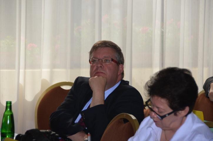 Herr Volkmar Halbleib, Abgeordneter Bayrischer Landtag