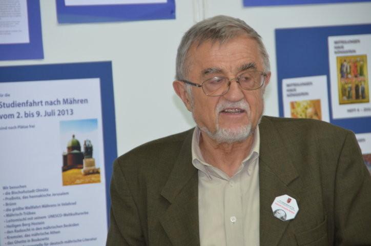 Prof. Dr. Rudolf Grulich, Institut für katholische Theologie Universität Giessen
