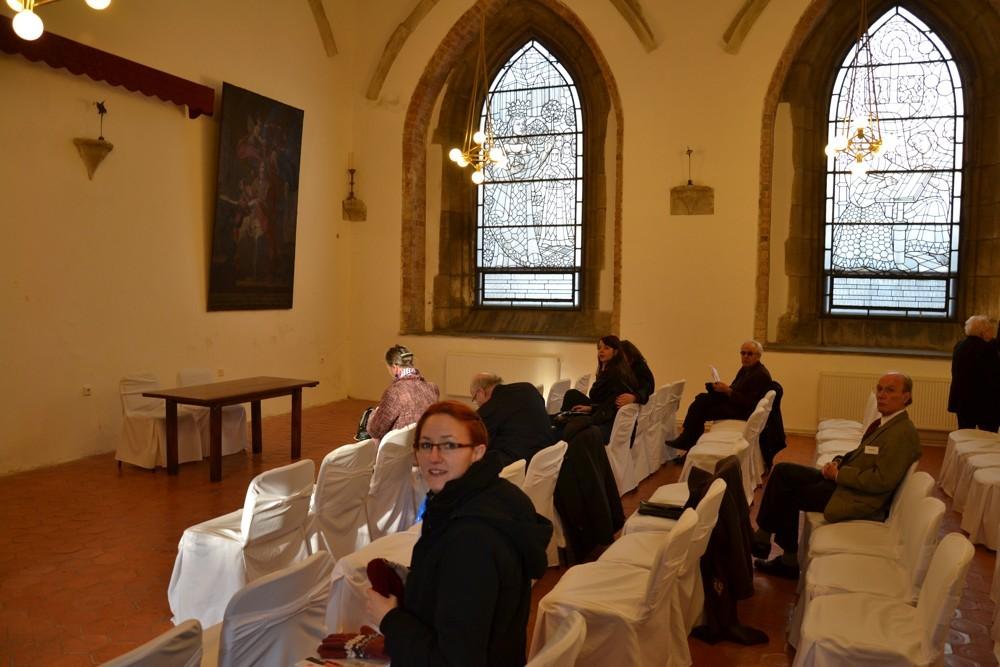Innenräume der Basilika Maria Himmelfahrt