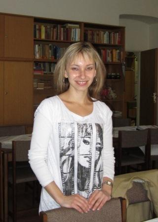 Bc.Kateřina Richterová führte die Gruppe in das Brünner  Begegnungszentrum