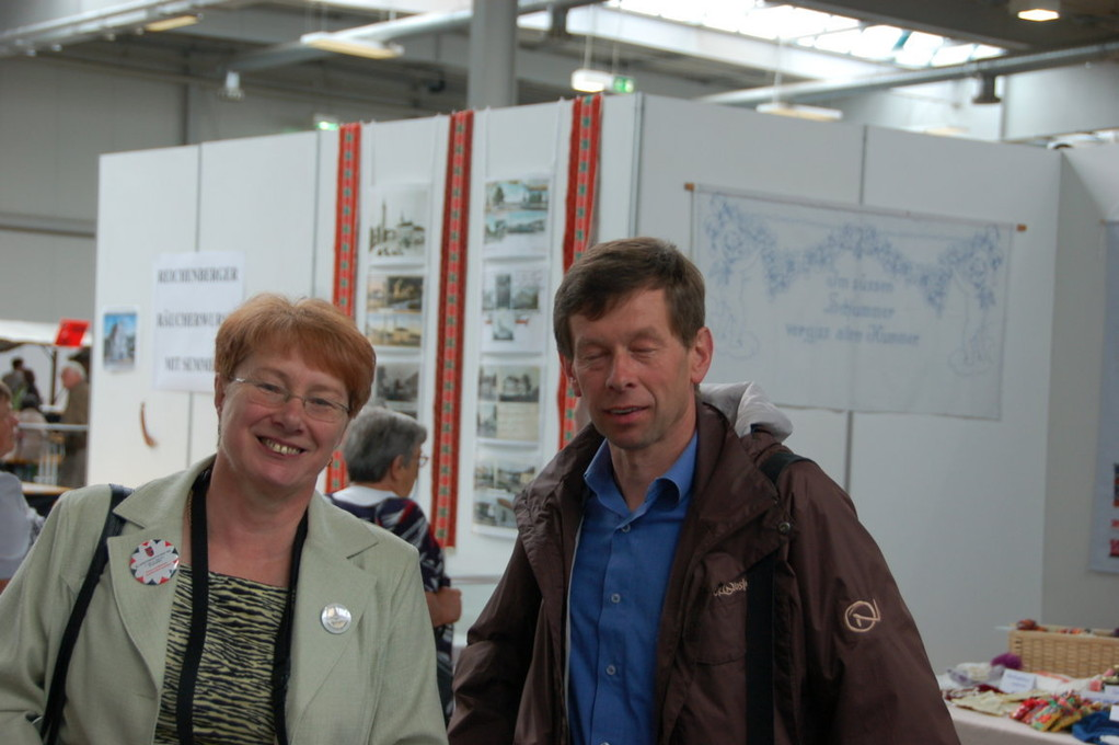 Dr. Peter Rojik und Sona Simackova