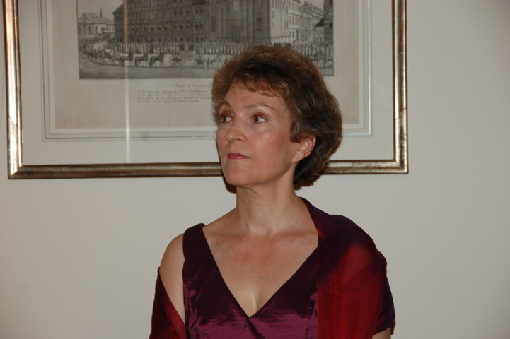 Frau Ute Lingemann